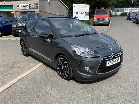 Used Car for sale by K and M Car Sales Ltd - DS AUTOMOBILES DS 3 1.6 BlueHDi DSport