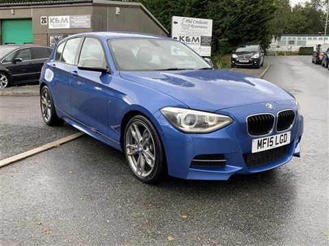 Used Car for sale by K and M Car Sales Ltd - BMW 1 Series 3.0 M135i 5dr