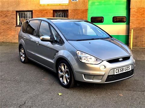 Used Car for sale by K and M Car Sales Ltd - 58 Ford S-Max 2.0 TDCi Titanium