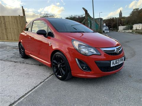 Used Car for sale by K and M Car Sales Ltd - 2013 Vauxhall Corsa 1.2 Limited edition