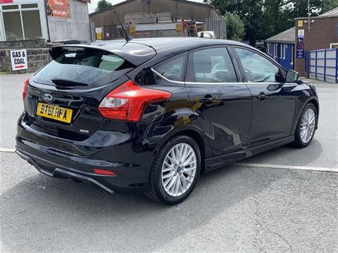 Used Car for sale by K and M Car Sales Ltd - Ford Focus 1.6 TDCi Zetec S 5dr
