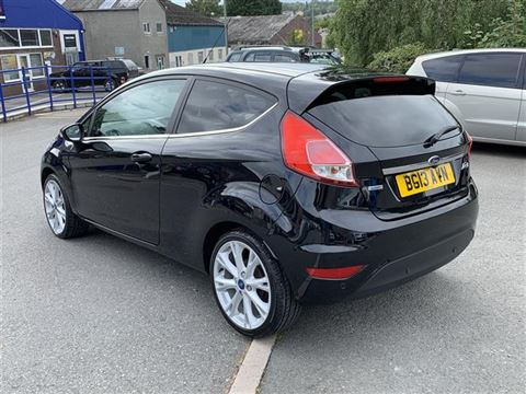 Used Car for sale by K and M Car Sales Ltd - Ford Fiesta 1.0 EcoBoost Titanium X