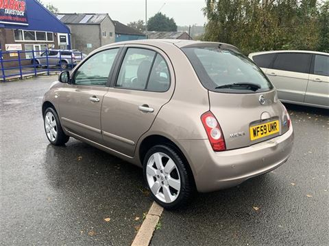 Used Car for sale by K and M Car Sales Ltd - Nissan Micra 1.2 16v n-tec 5dr